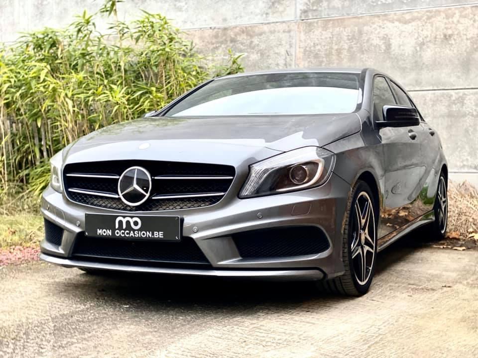 Mercedes A160d AMG